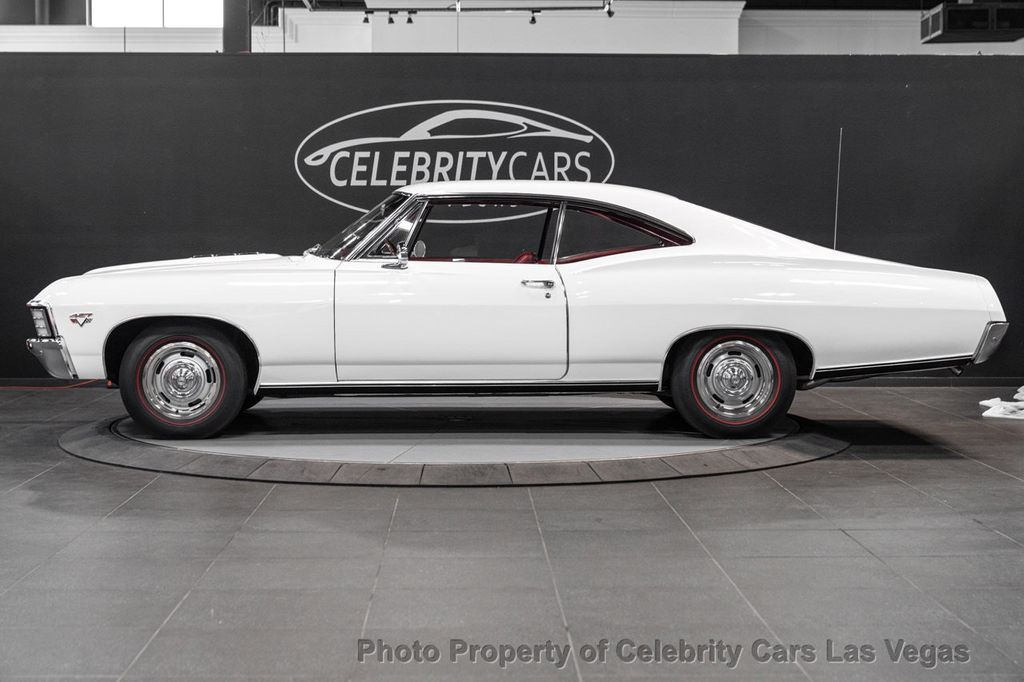 1967 Chevrolet Impala 427 SS Sport Coupe - 18081736 - 19