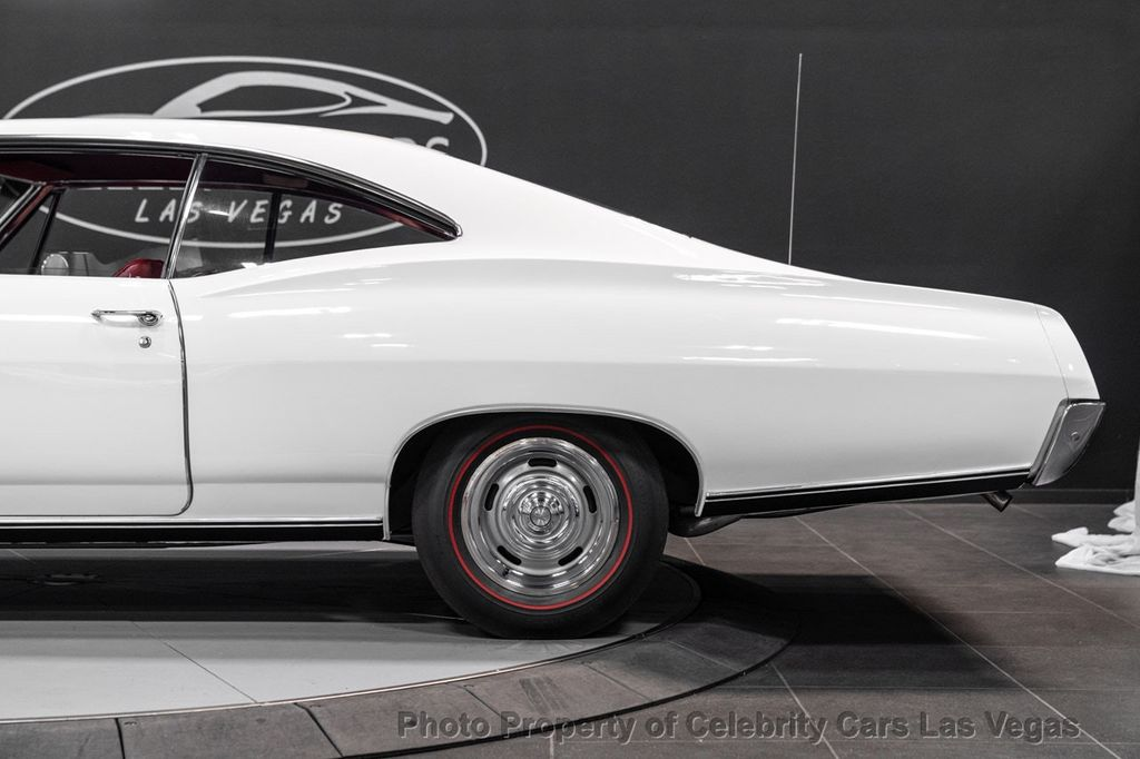 1967 Chevrolet Impala 427 SS Sport Coupe - 18081736 - 26