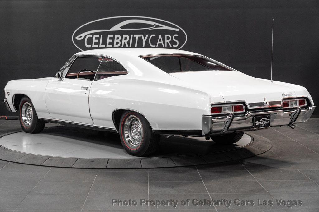 1967 Chevrolet Impala 427 SS Sport Coupe - 18081736 - 27