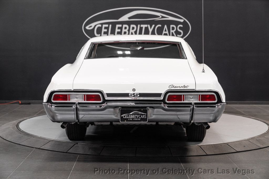 1967 Chevrolet Impala 427 SS Sport Coupe - 18081736 - 28