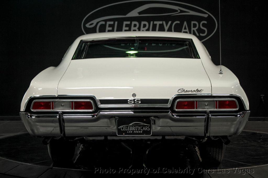 1967 Chevrolet Impala 427 SS Sport Coupe - 18081736 - 2