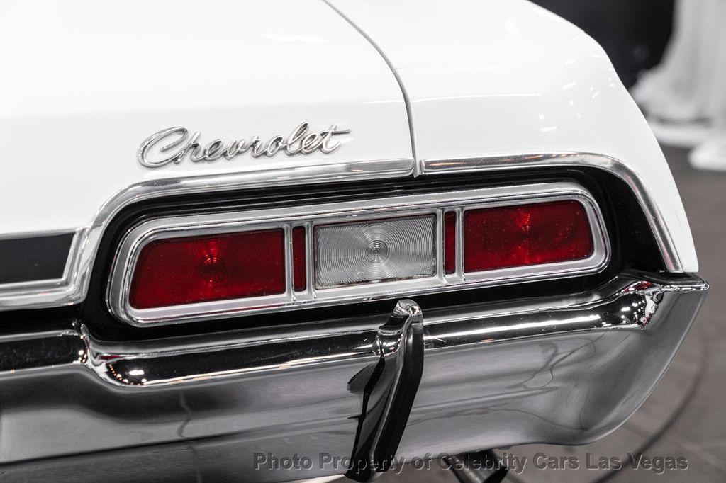1967 Chevrolet Impala 427 SS Sport Coupe - 18081736 - 30