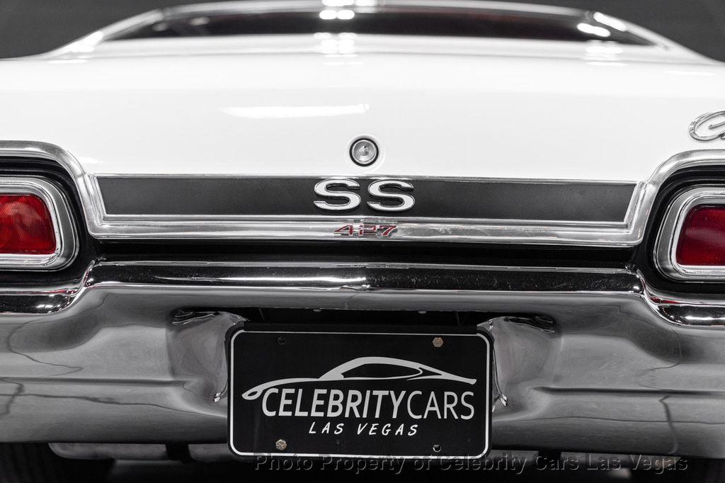 1967 Chevrolet Impala 427 SS Sport Coupe - 18081736 - 31
