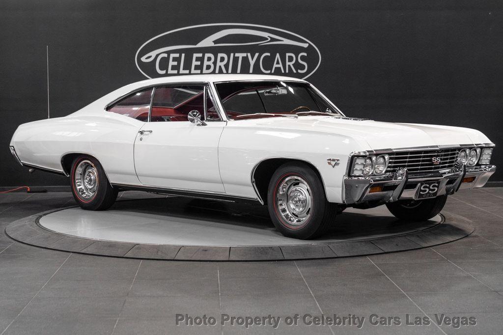 1967 Chevrolet Impala 427 SS Sport Coupe - 18081736 - 38