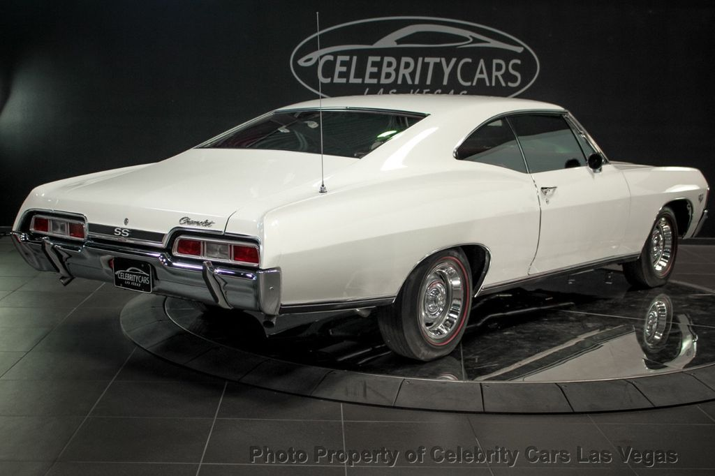 1967 Chevrolet Impala 427 SS Sport Coupe - 18081736 - 3