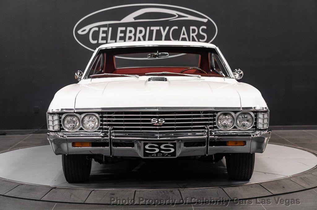 1967 Chevrolet Impala 427 SS Sport Coupe - 18081736 - 39