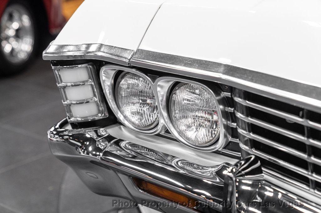 1967 Chevrolet Impala 427 SS Sport Coupe - 18081736 - 40