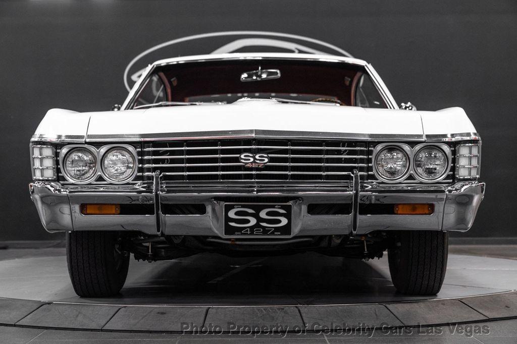 1967 Chevrolet Impala 427 SS Sport Coupe - 18081736 - 43