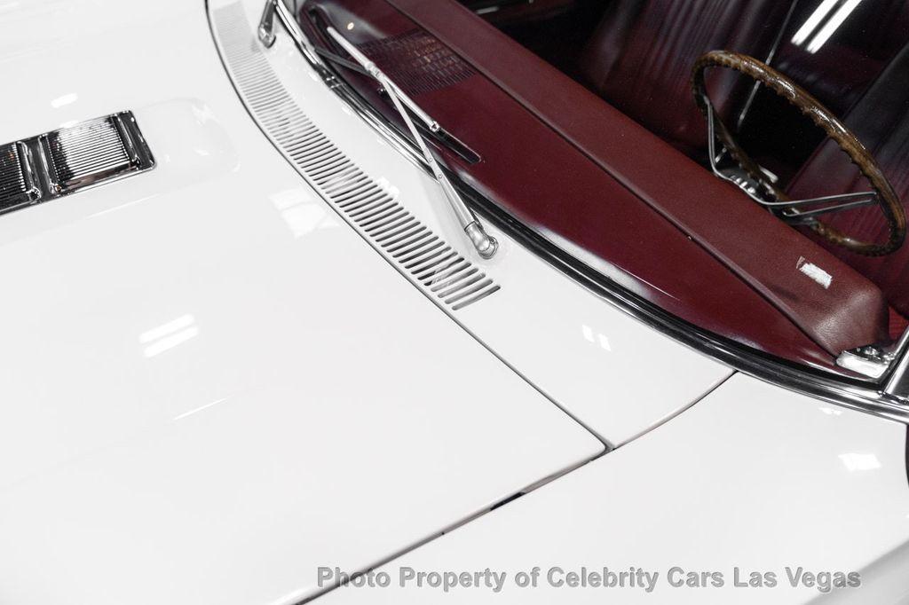 1967 Chevrolet Impala 427 SS Sport Coupe - 18081736 - 45