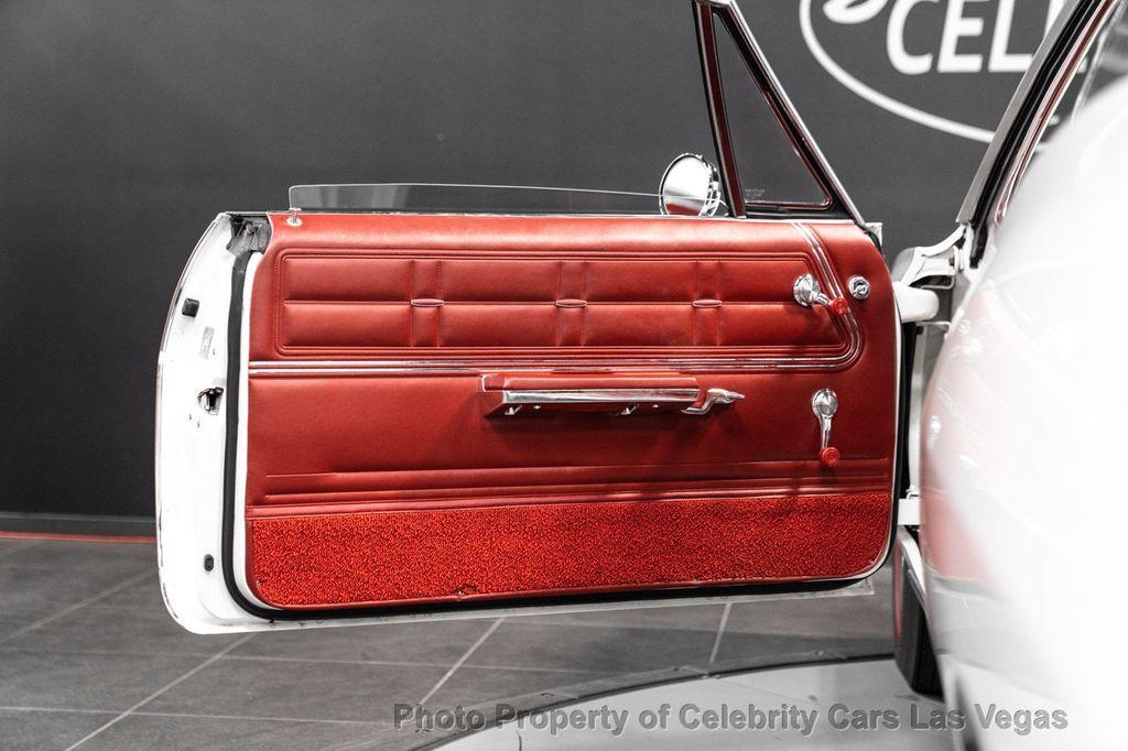 1967 Chevrolet Impala 427 SS Sport Coupe - 18081736 - 55