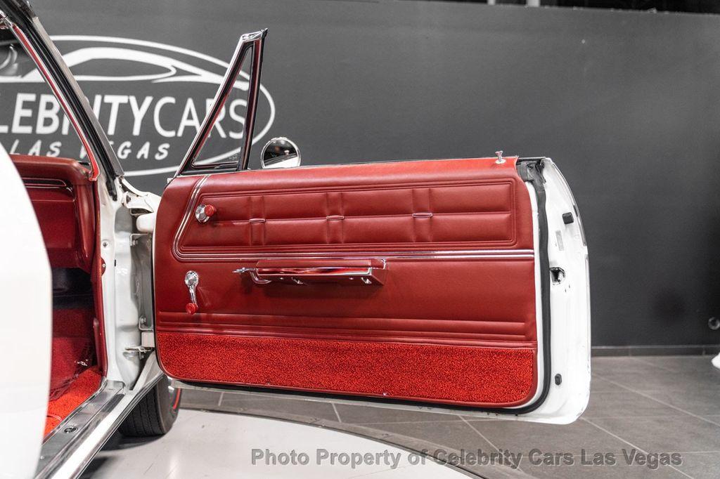 1967 Chevrolet Impala 427 SS Sport Coupe - 18081736 - 58