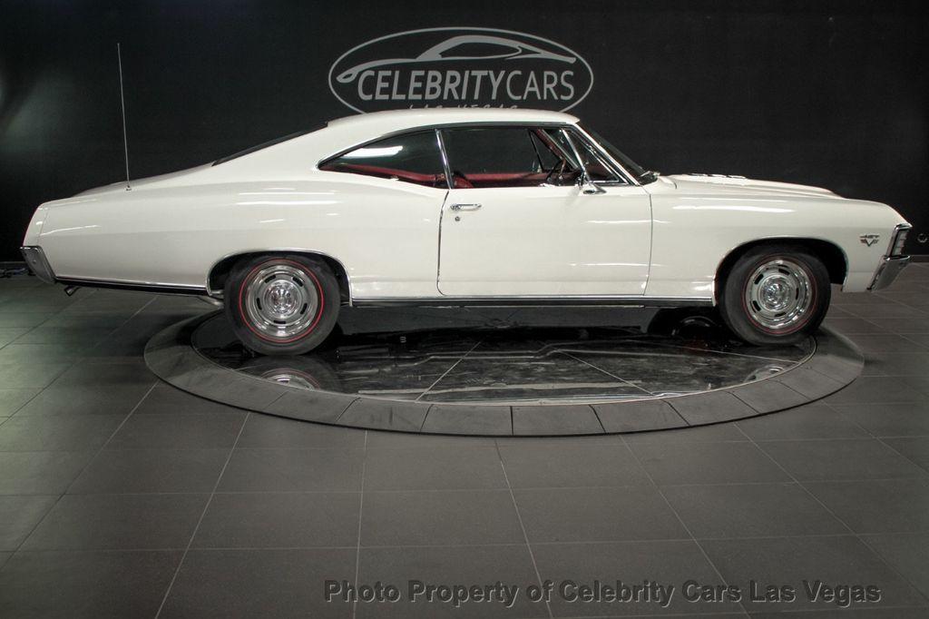 1967 Chevrolet Impala 427 SS Sport Coupe - 18081736 - 5