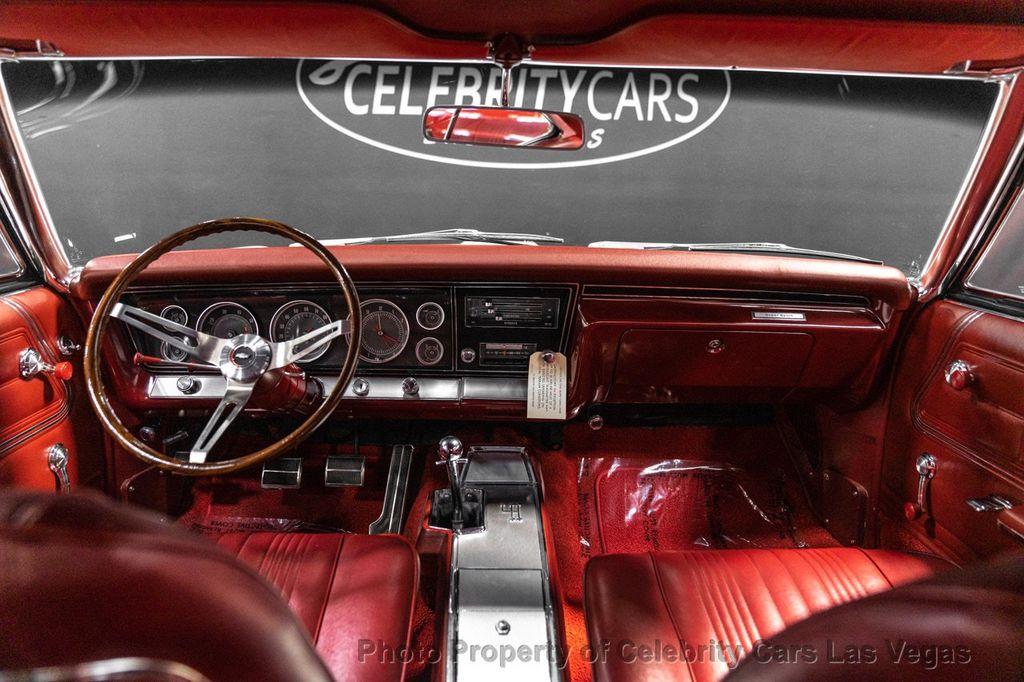 1967 Chevrolet Impala 427 SS Sport Coupe - 18081736 - 62