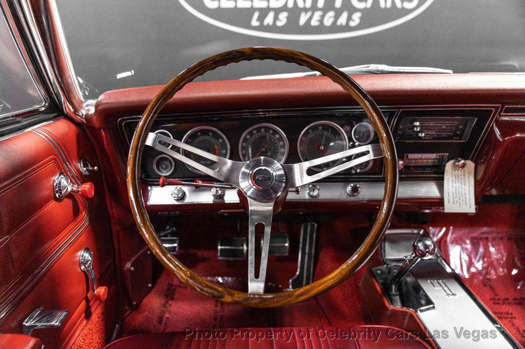 1967 Chevrolet Impala 427 SS Sport Coupe - 18081736 - 63
