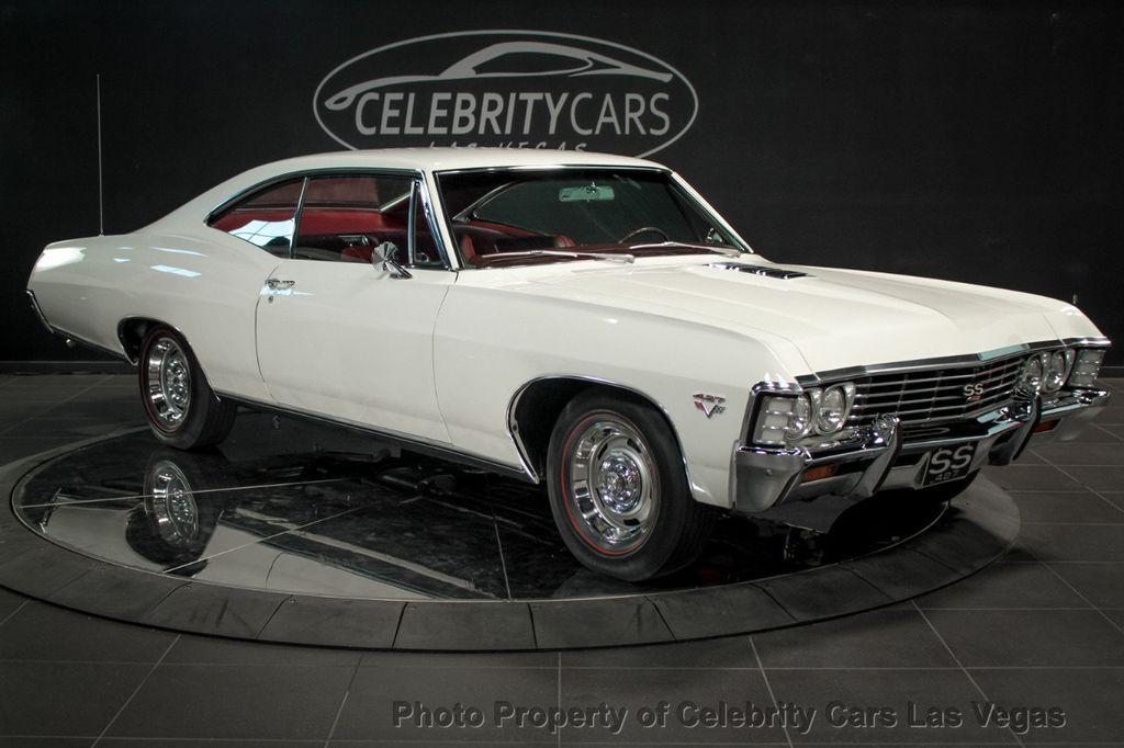 1967 Chevrolet Impala 427 SS Sport Coupe - 18081736 - 6
