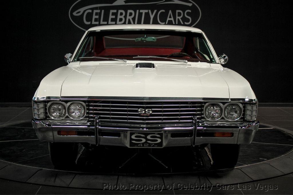 1967 Chevrolet Impala 427 SS Sport Coupe - 18081736 - 7