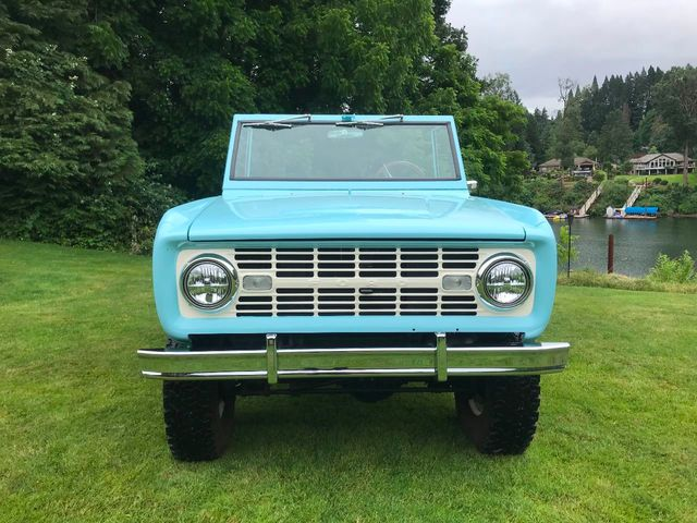 1967 Ford Bronco LUBR! 302 V8, Power Steering and Disc Brakes!  - 17785181 - 4
