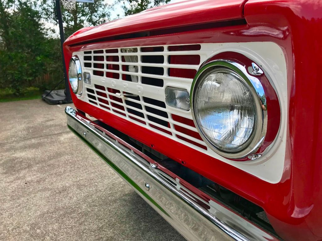 1967 Ford Bronco LUBR! Stock and Super Clean - 17585239 - 9