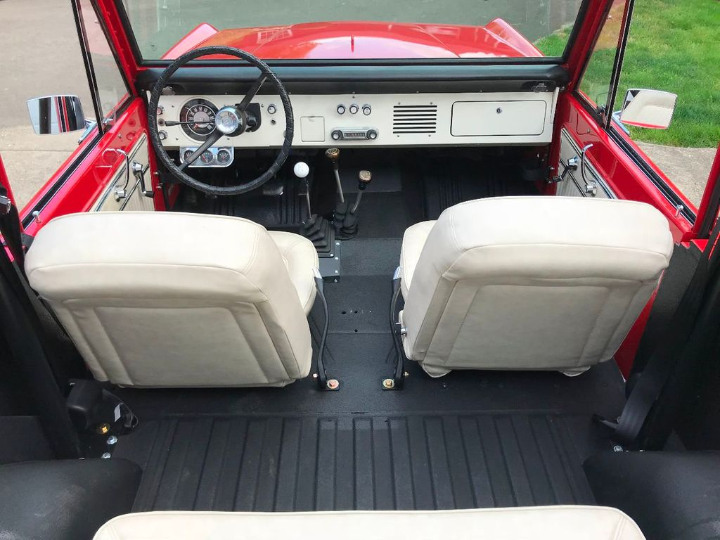 1967 Ford Bronco LUBR! Stock and Super Clean - 17585239 - 13