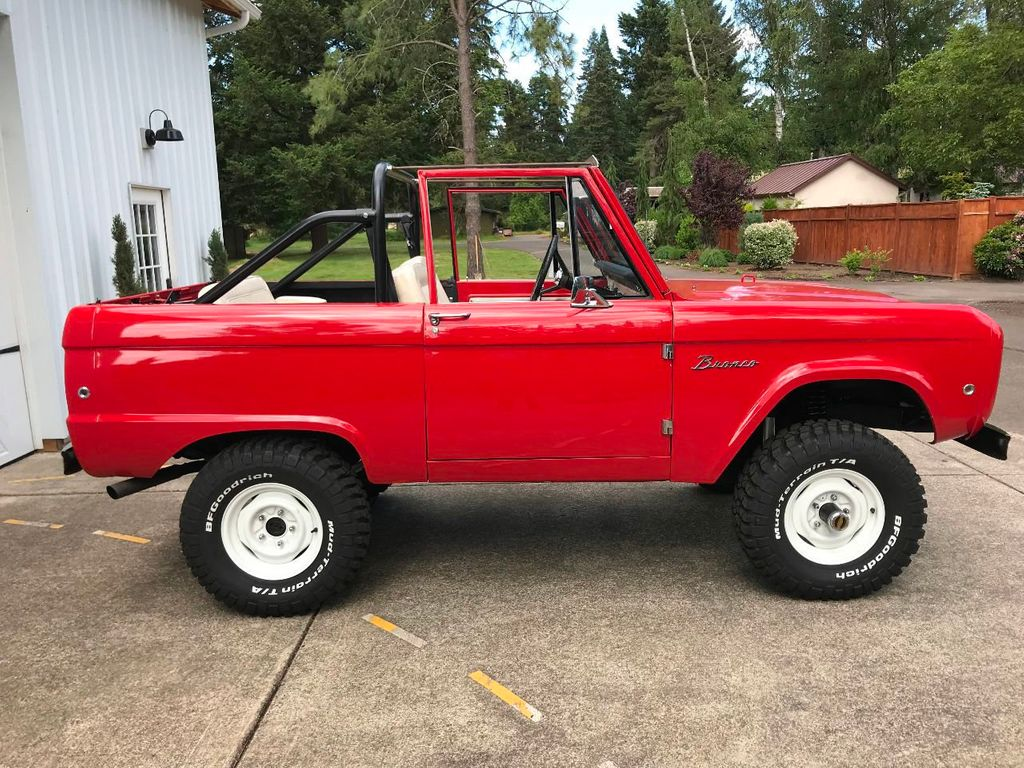 1967 Ford Bronco LUBR! Stock and Super Clean - 17585239 - 3