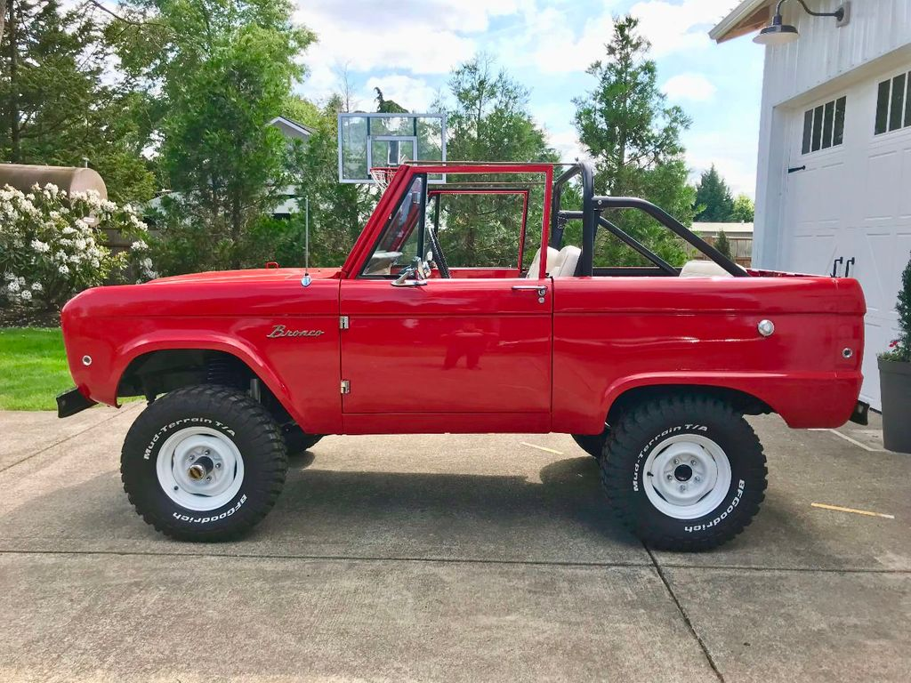 1967 Ford Bronco LUBR! Stock and Super Clean - 17585239 - 4