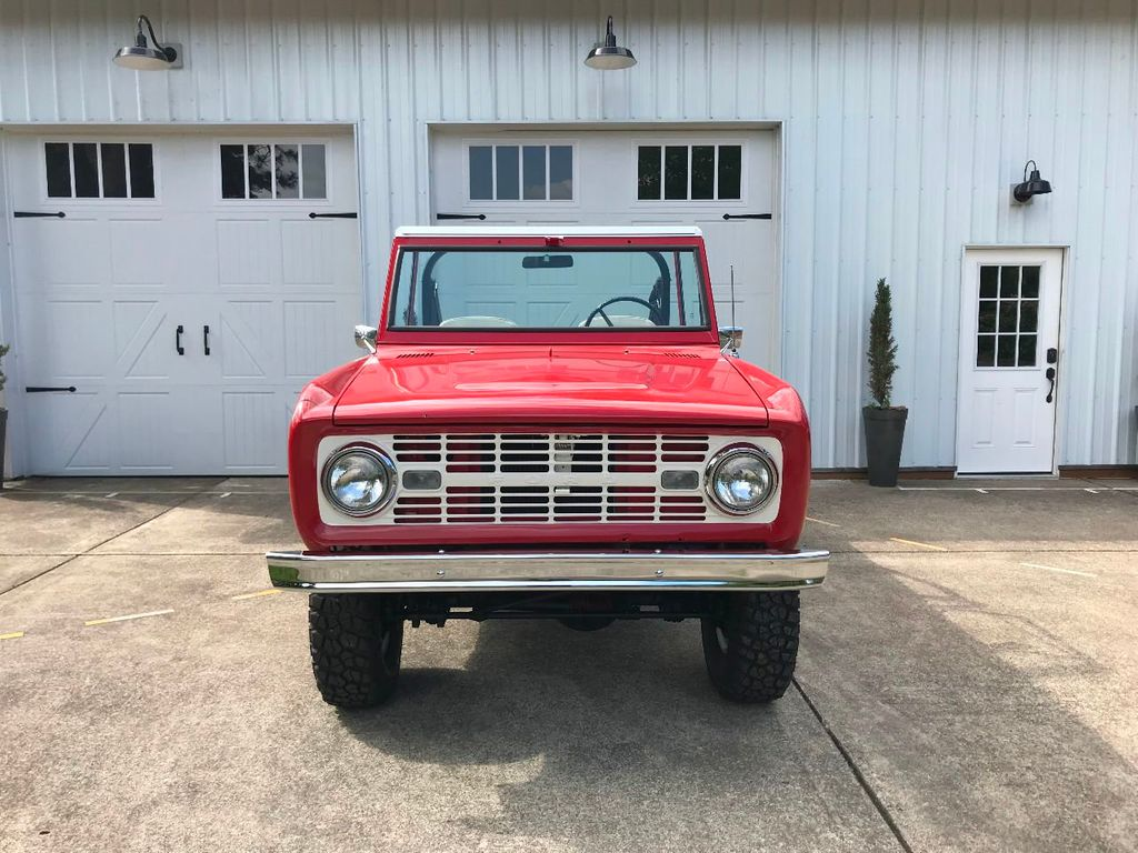 1967 Ford Bronco LUBR! Stock and Super Clean - 17585239 - 7