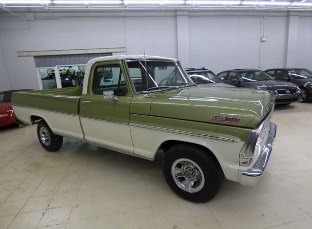 1967 Ford F100 RANGER  - Click to see full-size photo viewer