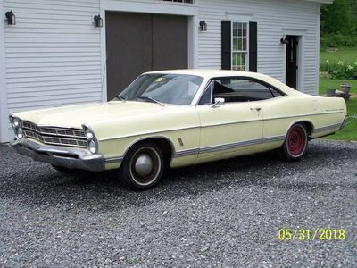 1967 Ford Galaxie  Coupe