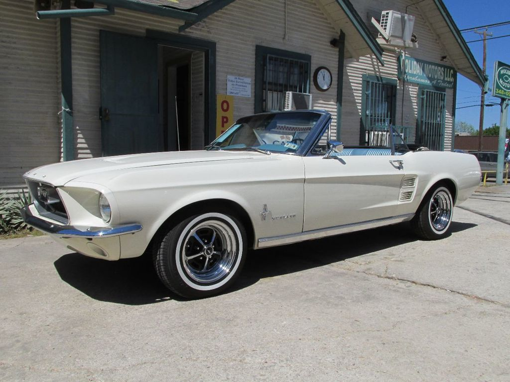 1967 Ford Mustang  - 14856671 - 9