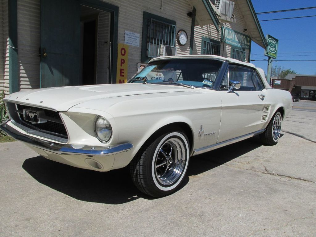1967 Ford Mustang  - 14856671 - 1