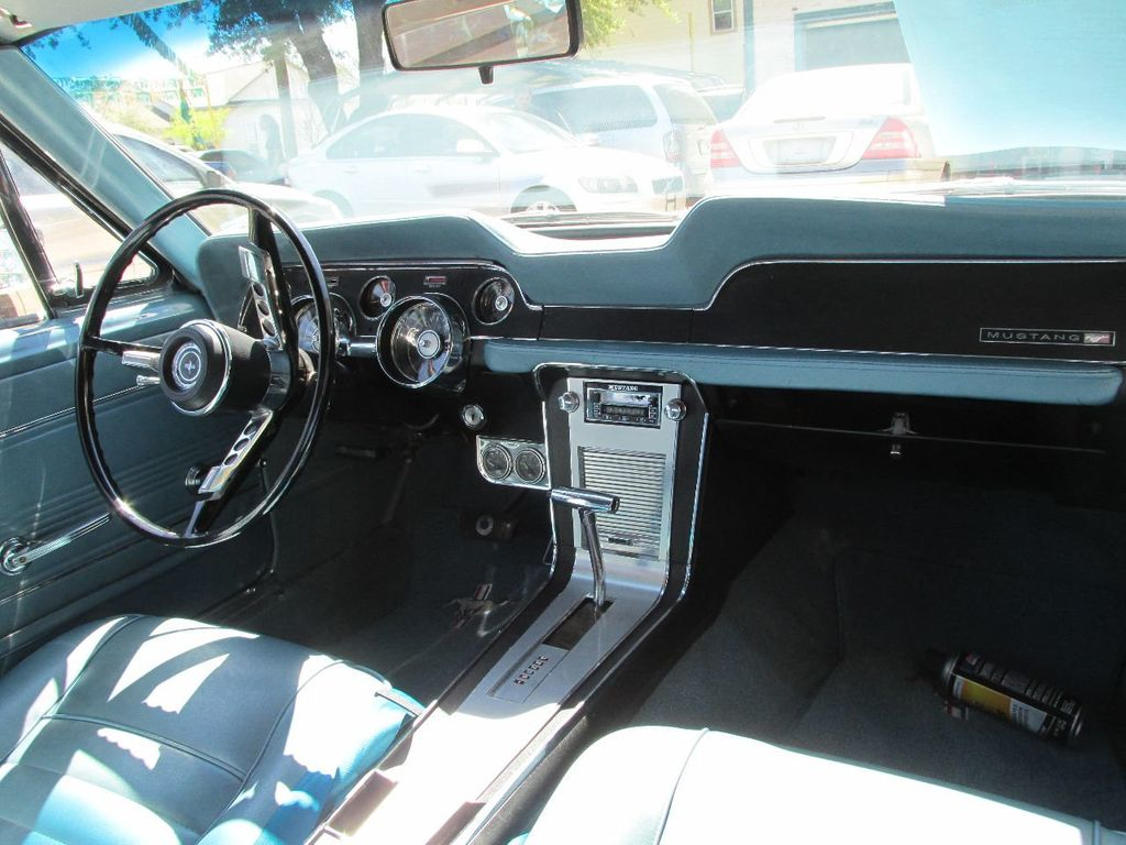 1967 Ford Mustang  - 14856671 - 6