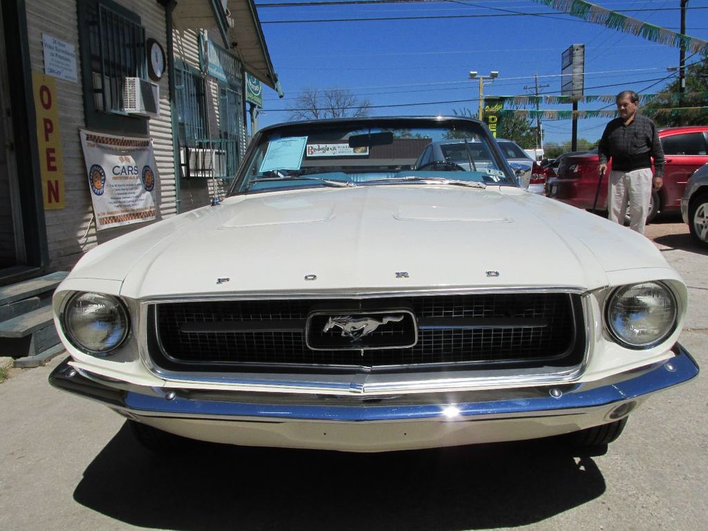 1967 Ford Mustang  - 14856671 - 8