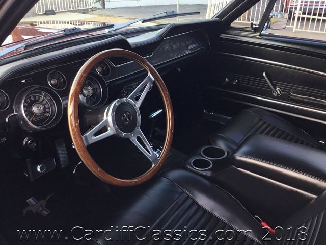 1967 Ford Mustang  - Click to see full-size photo viewer