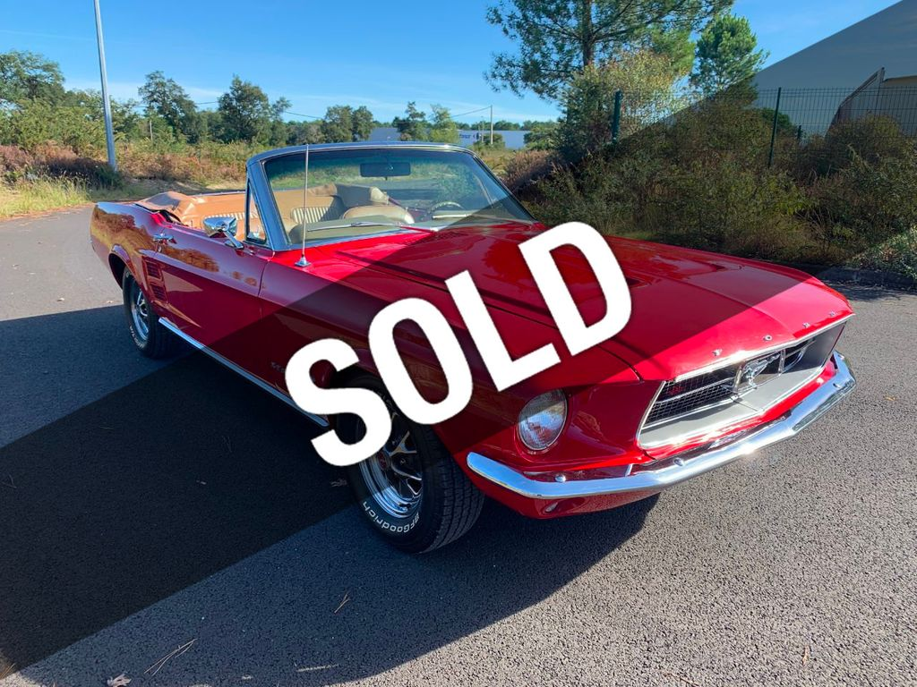 Ford Mustang Convertible Used