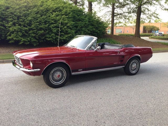 1967 ford mustang convertible sold convertible 1967mc302 78
