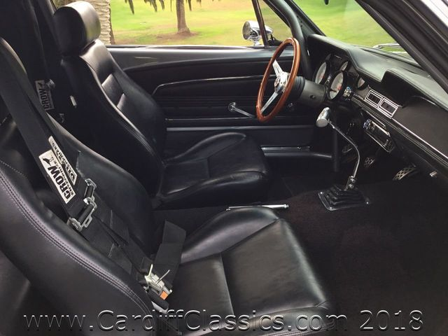 1967 Ford Mustang Fastback  - Click to see full-size photo viewer