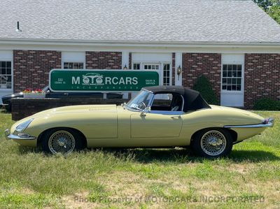 1967 Jaguar E-TYPE OTS ROADSTER