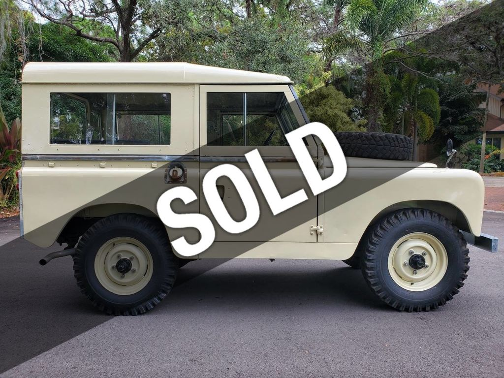 Land Rovers For Sale >> 1967 Used Land Rover Series 2a Diesel For Sale At Webe Autos Serving Long Island Ny Iid 19553344