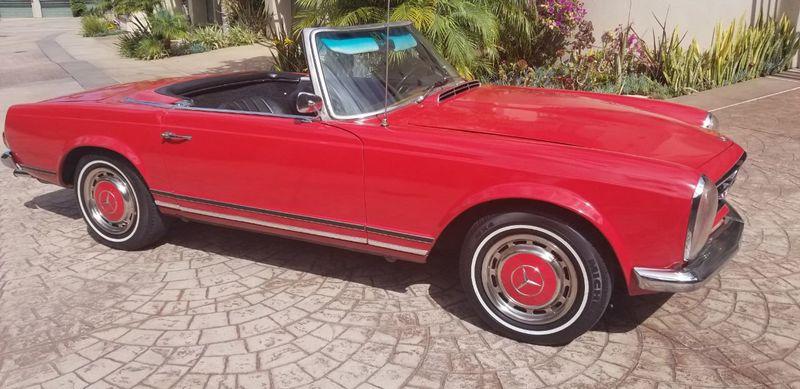 1967 Mercedes-Benz 250SL  - 17921585 - 0