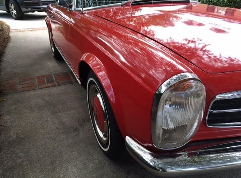 1967 Mercedes-Benz 250SL  - 17921585 - 11