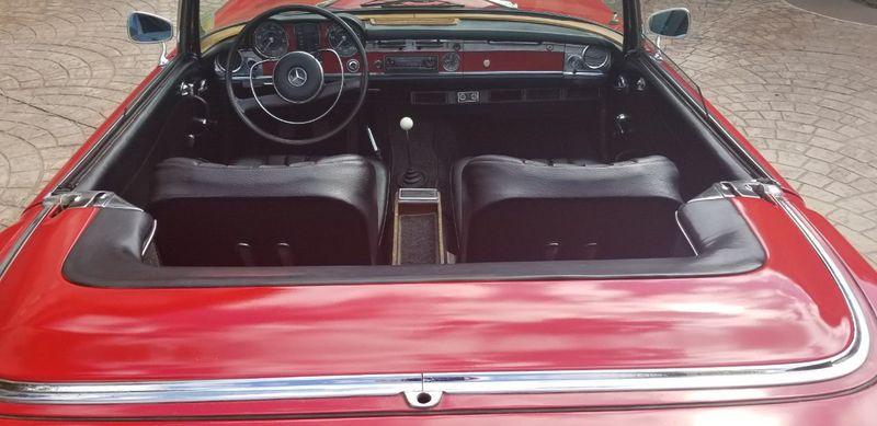 1967 Mercedes-Benz 250SL  - 17921585 - 17