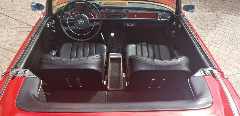 1967 Mercedes-Benz 250SL  - 17921585 - 18