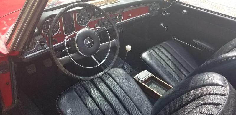 1967 Mercedes-Benz 250SL  - 17921585 - 22
