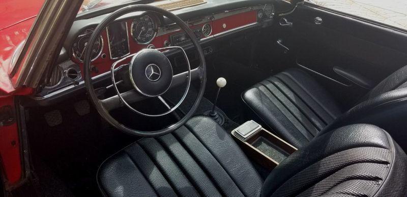 1967 Mercedes-Benz 250SL  - 17921585 - 23