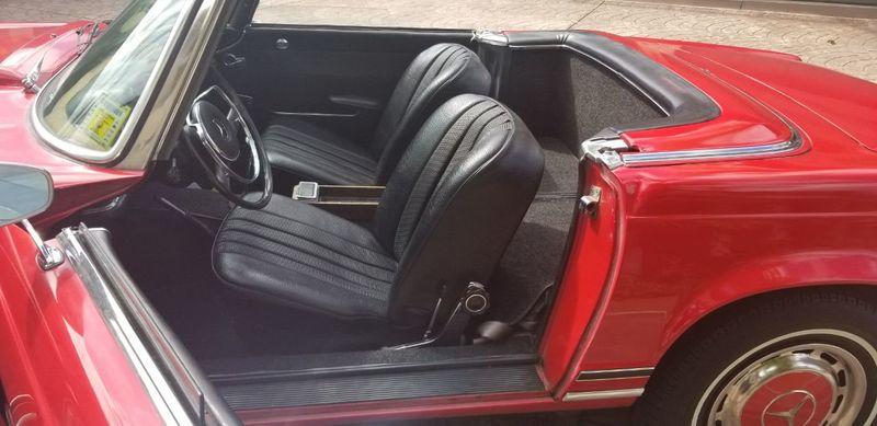 1967 Mercedes-Benz 250SL  - 17921585 - 24