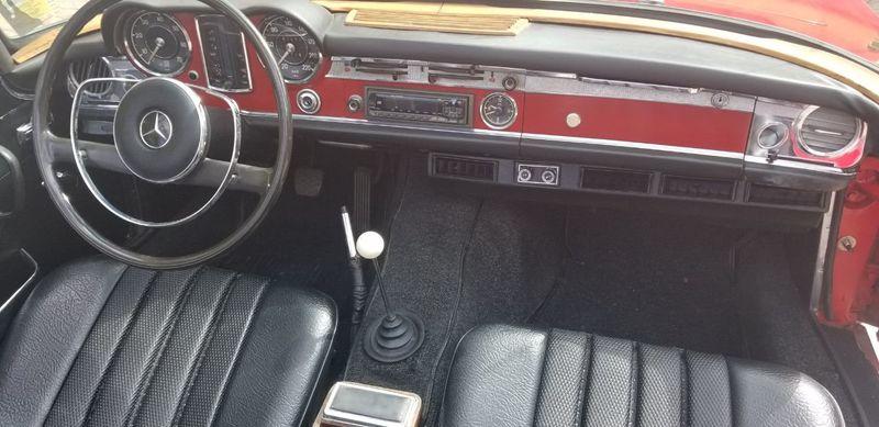 1967 Mercedes-Benz 250SL  - 17921585 - 25