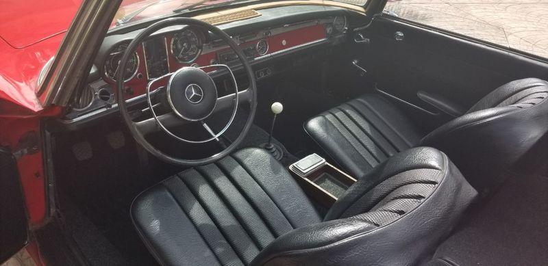 1967 Mercedes-Benz 250SL  - 17921585 - 26