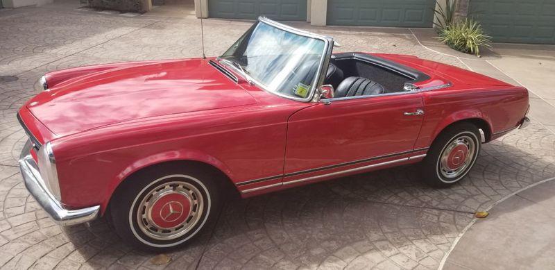 1967 Mercedes-Benz 250SL  - 17921585 - 2