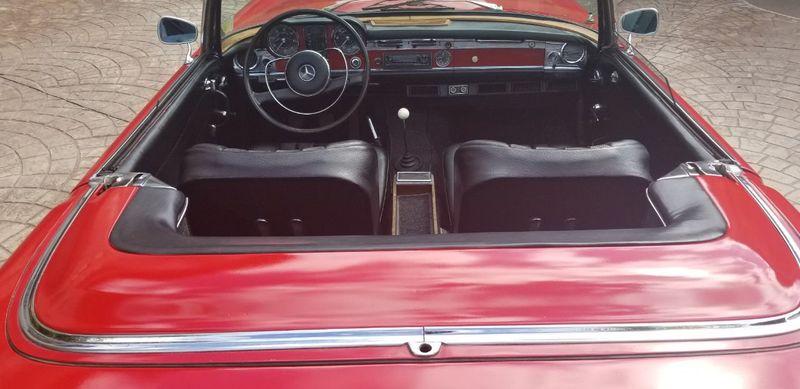 1967 Mercedes-Benz 250SL  - 17921585 - 30