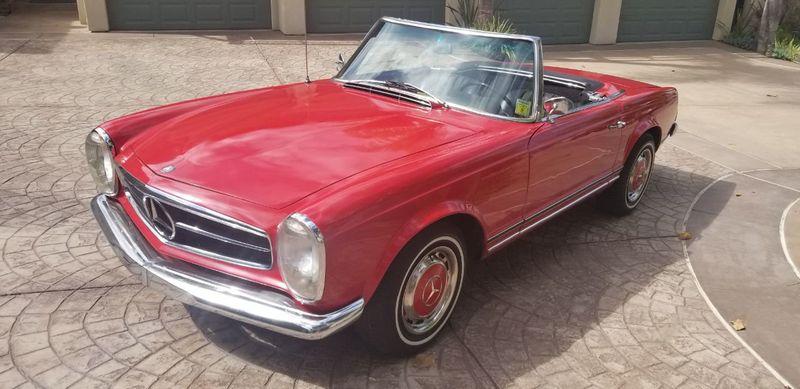 1967 Mercedes-Benz 250SL  - 17921585 - 34